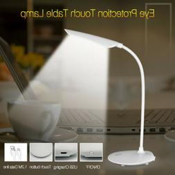 16LED Table LED Lamp Touch 3 Mode Dimming Rechargeable Eye P