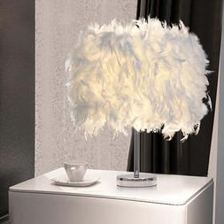 220V Feather Shade <font><b>Metal</b></font> <font><b>Table<