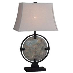 Kenroy Home 32226 Table Lamps Suspension Lamps tural Slate