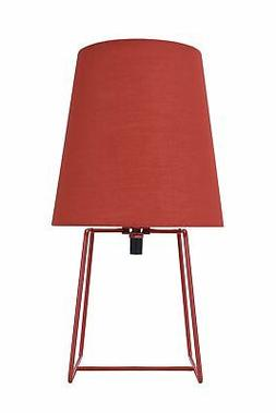 "Aspen Creative 40172-21, 13"" High Metal Accent Table Lamp, R"