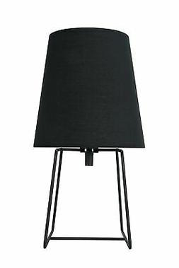 "Aspen Creative 40172-31, 13"" High Metal Accent Table Lamp, B"