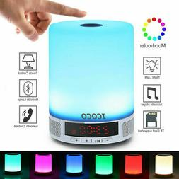 7 Modes Touch Table Lamp Desk Bedside Night Light Bedroom Ni
