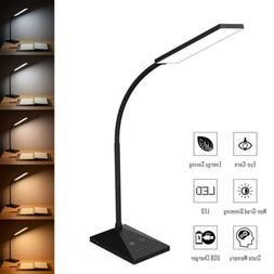 72 LED Desk Lamp Touch Sensor 5 Modes Table Light Eye-Caring