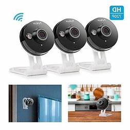 Funlux 720p HD Wireless Smart Home Day Night Security Survei