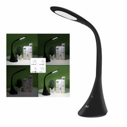 9W Dimmable LED Desk Lamp Touch Sensitive Control Reading Ta