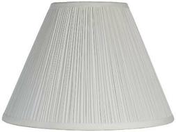 Brentwood Antique White Lamp Shade 6.5x15x11