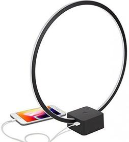 Brightech - Circle LED USB Table amp; Desk Lamp - Bright Orb