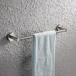 KES Single Towel Bar for Bathroom  Wall Mounted SUS304 Stain