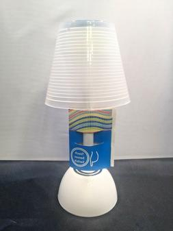 """Battery-Operated Touch-Sensor Desk Table Lamp 7.75"""" Childs R"""