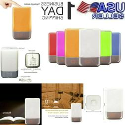Bedside Touch Sensor Table Lamp Dimmable Changing Color Smar