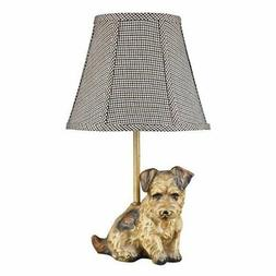 Buddy Accent 16 H Table Lamp with Empire Shade