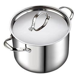 Cooks Standard 02520 Quart Classic Stainless Steel Stockpot