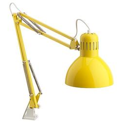 Classic Work Lamp. Adjustable Head with Directional Lighting