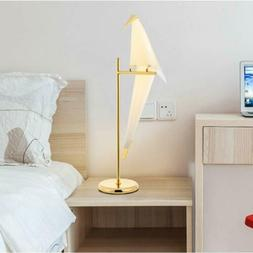 Creative LED Nordic Origami Table/Floor Light Living Room Be