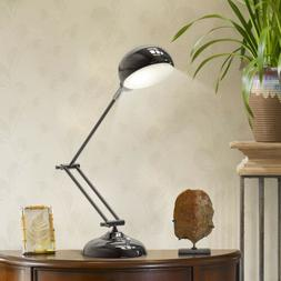 HAITRAL Desk Lamp Flexible Industrial Table Lamps with Rotat