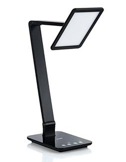LED Desktop Lamp Saicoo Desk lamp with Large LED Panel, Seam