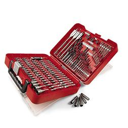 Craftsman 100 Piece drilling and driving kit
