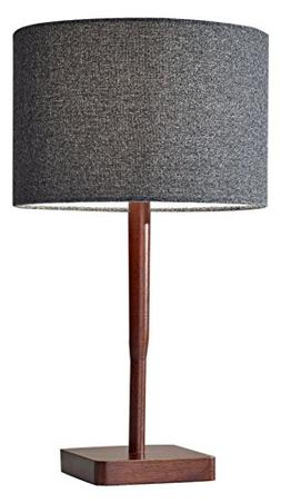 Adesso 4092-15 Ellis Table Lamp, Smart Outlet Compatible, 21