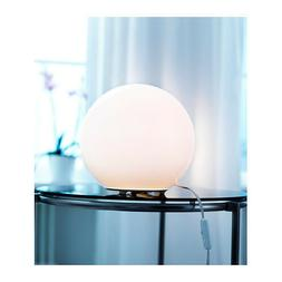Ikea Fado Table Lamp White Modern New