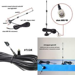 HD Wireless Security Camera Video Antenna Extension For Lore