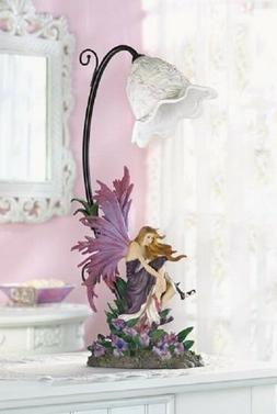 Koehler Home Indoor Decor Gift Accent Orchid Fairy Desk Tabl