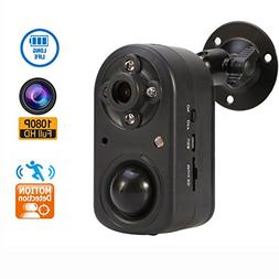 Motion Detection Security Camera,eoqo 1080P PIR Security Cam