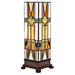 River of Goods Hurricane Mission Style Table Lamp
