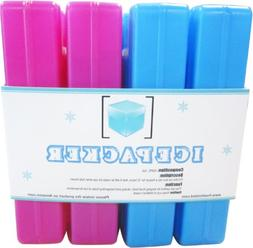 Ice Packs  - Cool Reusable Freezer Pack - Latest Colorful Co