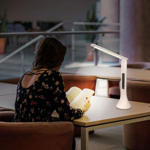 18 Touch Dimmable Reading Light USB Calendar