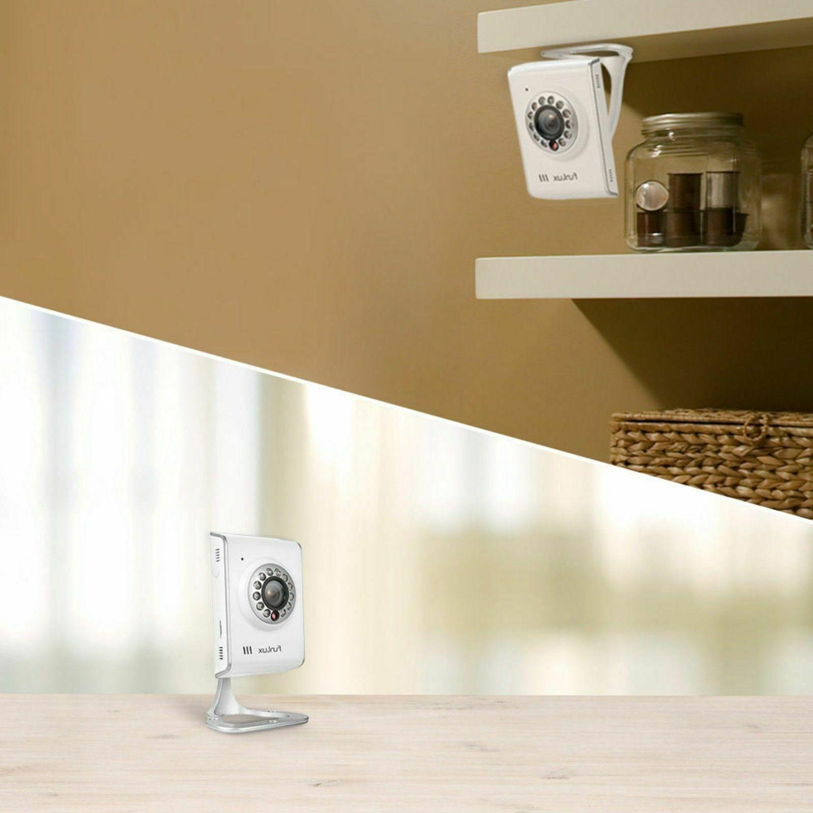 Funlux 2 Pack 720p IP Network Two-Way Camera