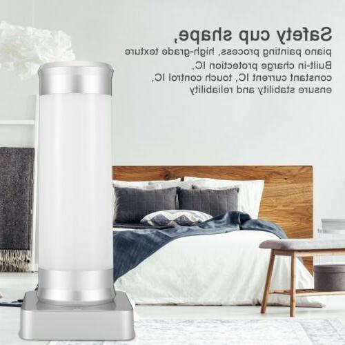 3Modes Touch Table Lamp Desk Bedside Bedroom