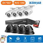 SANNCE 8CH 5IN1 DVR 1080P HDMI Outdoor IR Night CCTV Securit