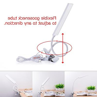 5W Lamp LEDS Flexible Reading light Dimmable Table Lamps