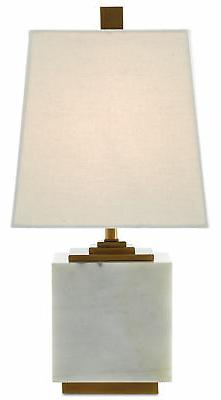 """Currey & Company 6000-0215 Annelore 1-Light 16-1/2""""H Table L"""