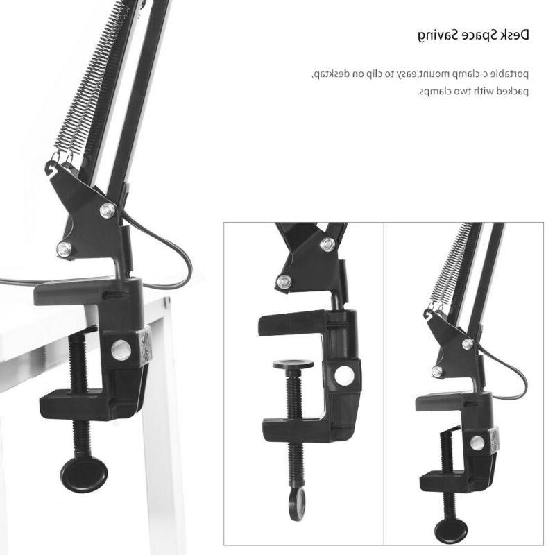 Architect Drafting Table Clamp On LED Arms