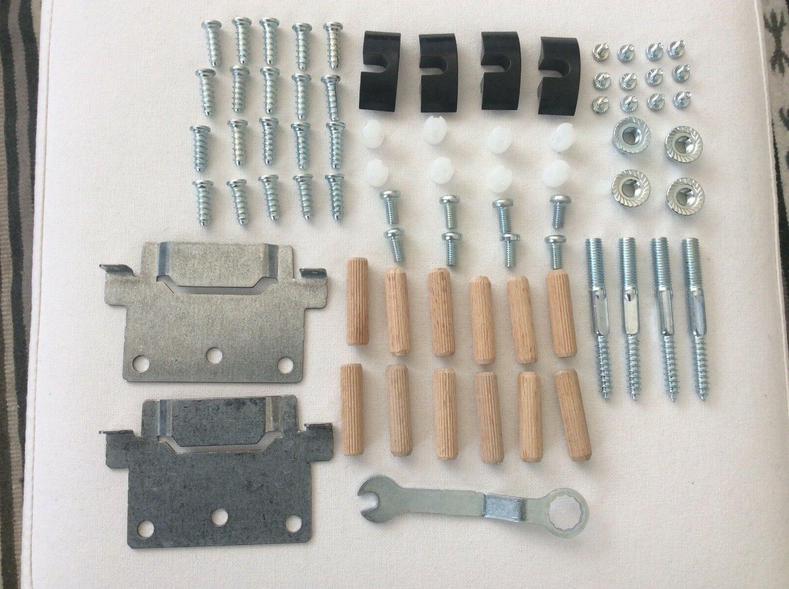 Ikea Malm Bed Frame Replacement Parts Hardware Low