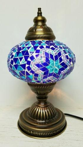 Authentic Turkish Mosaic Table Style