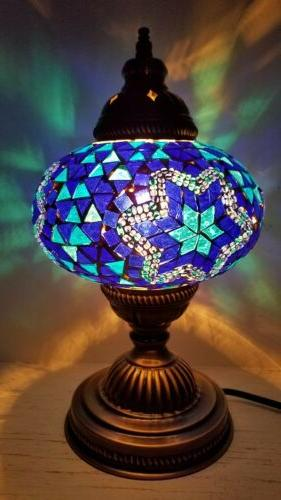 Authentic Moroccan Mosaic Tiffany Style