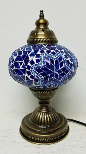 Authentic Mosaic Table Tiffany Style
