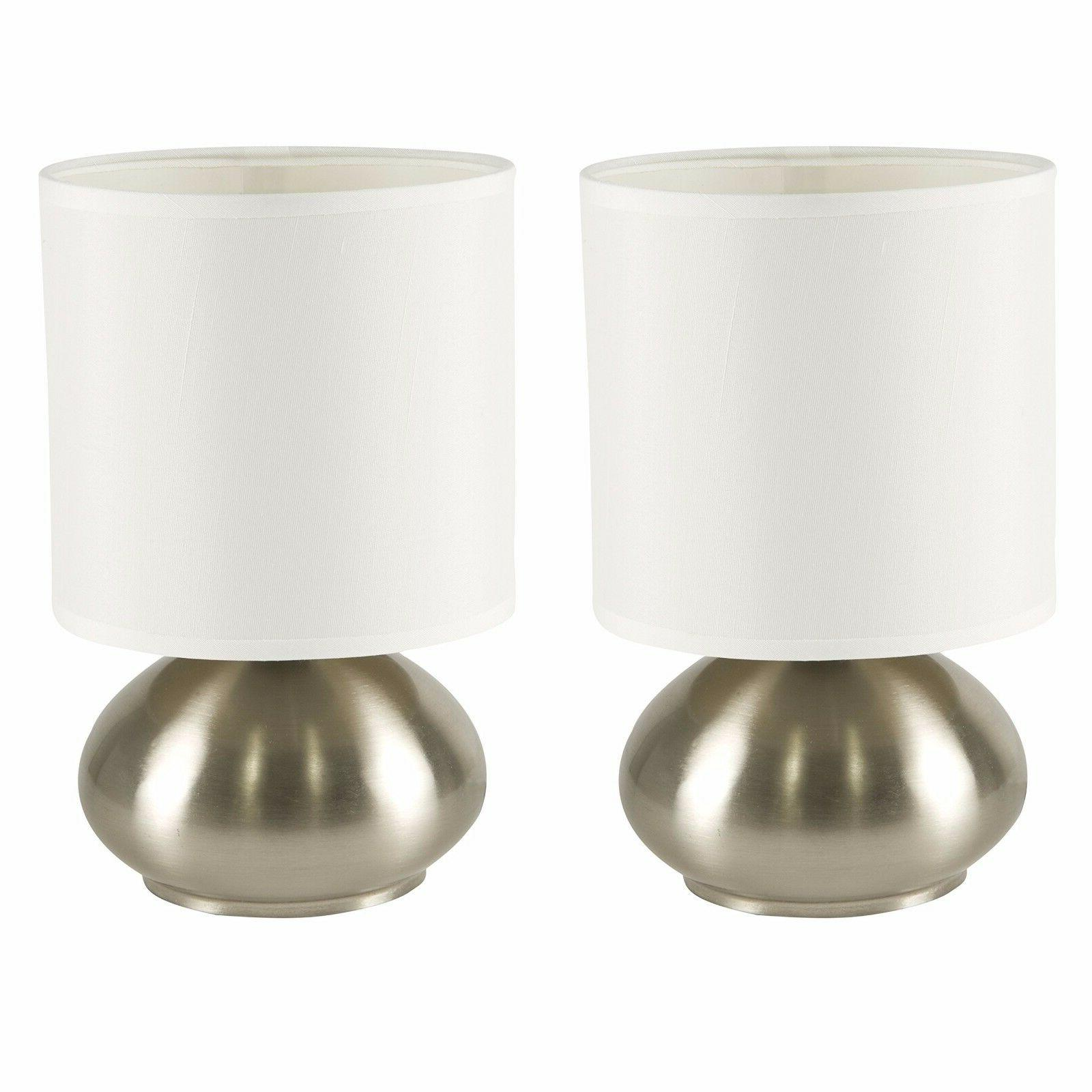 Table Lamps For Nightstands 2 NEW