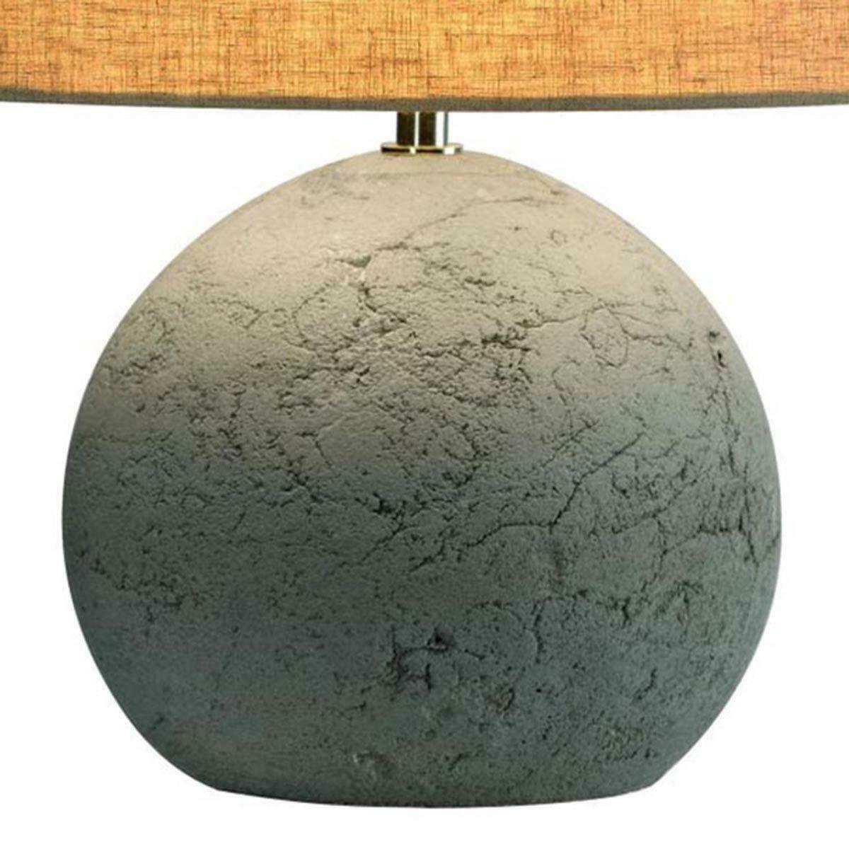 Concrete Table Lamp Mid Influence - By SLV - Soprana