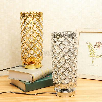 Crystal Table Lamp Reading Lamp Bedside Bedroom