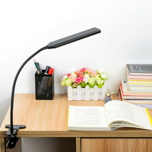 Dimmable Flexible USB Desk LED Reading Book Lamp Light