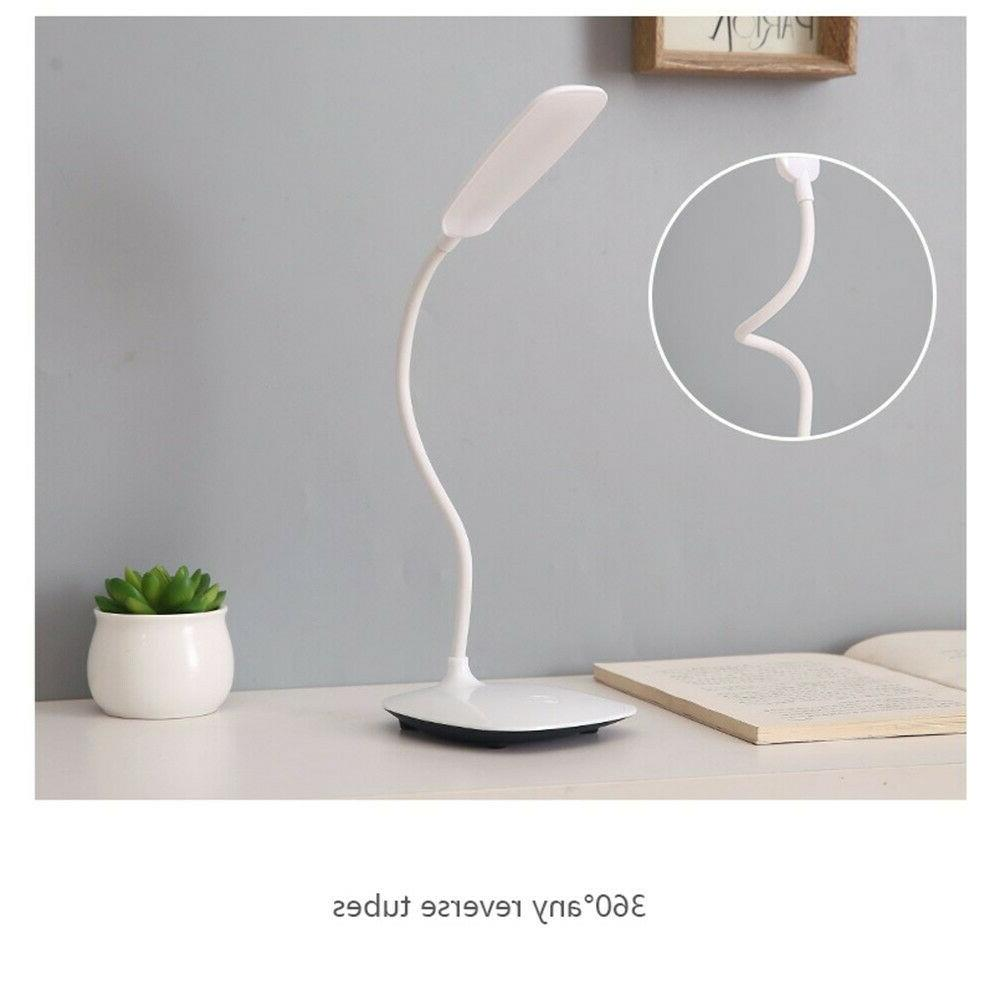 Dimmable Lamp With USB Office