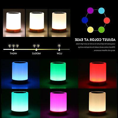 Dimmable Touch Lamp Sleeping Light