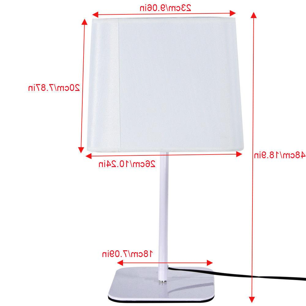Energy Saving Table Bedside Nightstand for Bedroom Living Room Office