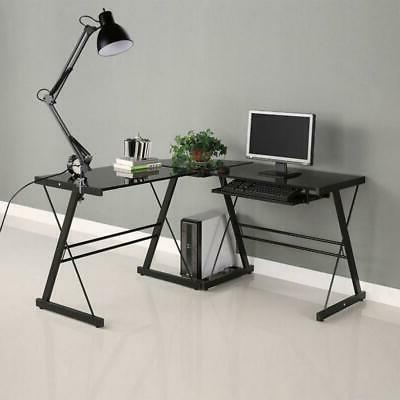 Flexible Table LED Swing Arm Mount Home Office Desk