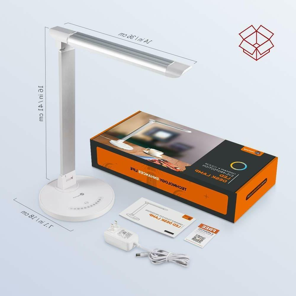TaoTronics LED Desk Eye-caring Table Lamps