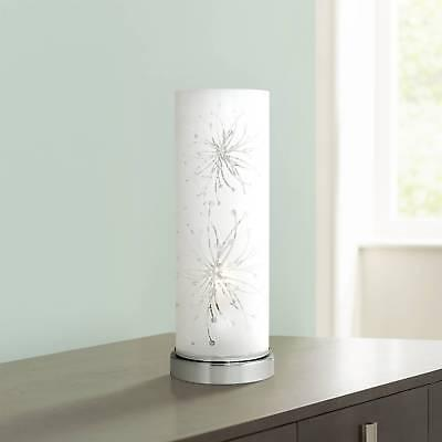 frosted glass cylinder 14 1 4 high
