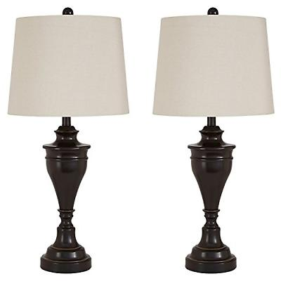 Ashley Furniture Signature Design - Darlita Table Lamps Set